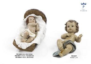 19D1 - Bambinelli - Natale e Altre Ricorrenze - Prodotti - Rebolab