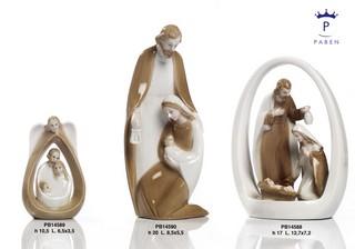 19E5 - Presepi - Natività Porcellana - Articoli Religiosi - Prodotti - Paben