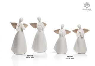 19E7 - Angeli Porcellana - Articoli Religiosi - Prodotti - Paben