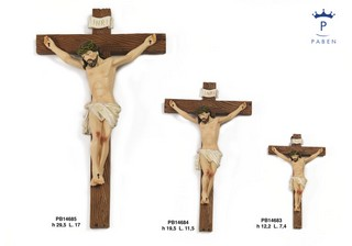 1A02 - Crocifissi - Articoli Religiosi - Prodotti - Paben