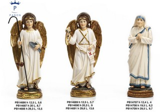 1A03 - Statuine Santi - Immagini Sacre - Articoli Religiosi - Prodotti - Rebolab