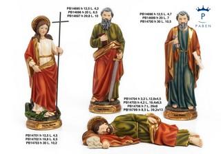 1A04 - Statuine Santi - Immagini Sacre - Articoli Religiosi - Prodotti - Rebolab