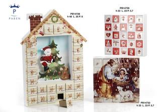 1A0A - Regali - Ceramiche Natalizie - Natale e Altre Ricorrenze - Prodotti - Paben