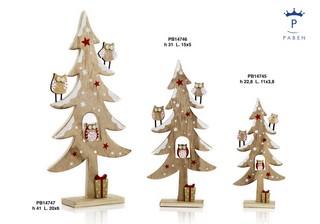 1A0B - Decorazioni - Addobbi Natalizi - Natale e Altre Ricorrenze - Prodotti - Paben