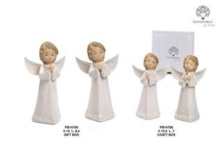 1A11 - Angeli Porcellana - Natale e Altre Ricorrenze - Prodotti - Paben