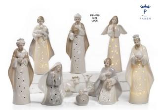 1A15 - Presepi - Natività Porcellana - Articoli Religiosi - Prodotti - Paben