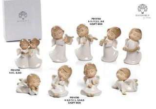 1A16 - Angeli Porcellana - Natale e Altre Ricorrenze - Prodotti - Paben