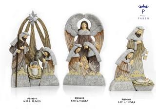 1A38 - Presepi - Natività Modern - Articoli Religiosi - Prodotti - Paben