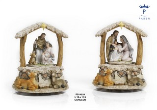 1A3D - Presepi - Natività Classic - Natale e Altre Ricorrenze - Prodotti - Paben