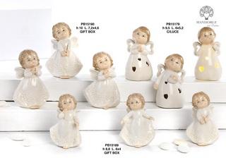 1A79 - Angeli Porcellana - Articoli Religiosi - Prodotti - Paben