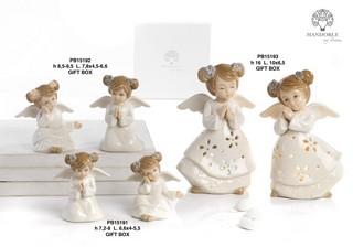 1A7A - Angeli Porcellana - Articoli Religiosi - Prodotti - Paben