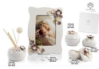 1A9C - Collezioni Porcellana-Ceramica - Mandorle Bomboniere  - Prodotti - Paben