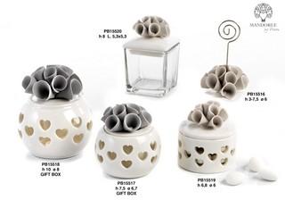 1ACB - Collezioni Porcellana-Ceramica - Mandorle Bomboniere  - Prodotti - Paben