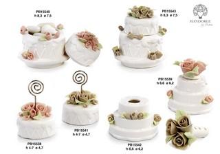 1AD0 - Collezioni Porcellana-Ceramica - Mandorle Bomboniere  - Prodotti - Paben