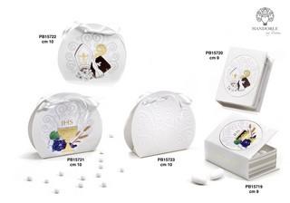 1B04 - Portaconfetti - Scatoline - Mandorle Bomboniere  - Prodotti - Paben