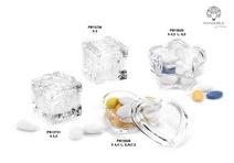 1B06 - Collezioni Vetro - Mandorle Bomboniere  - Prodotti - Paben