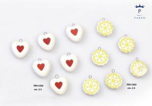 1B0D - Collezioni Porcellana-Ceramica - Mandorle Bomboniere  - Prodotti - Paben