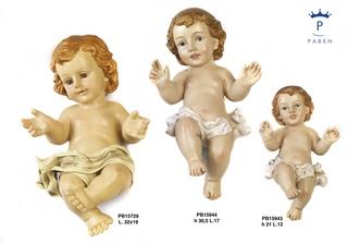 1B10 - Bambinelli - Articoli Religiosi - Prodotti - Paben