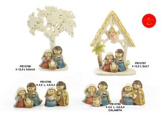 1B13 - Presepi - Natività Modern - Articoli Religiosi - Prodotti - Paben