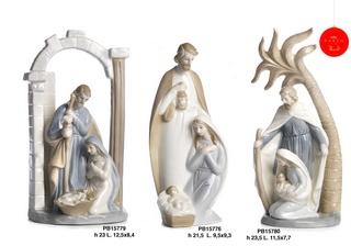 1B18 - Presepi - Natività Porcellana - Articoli Religiosi - Prodotti - Paben