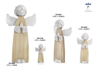 1B1D - Angeli Porcellana - Natale e Altre Ricorrenze - Prodotti - Paben