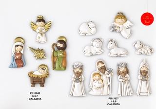 1B2A - Presepi - Natività Modern - Articoli Religiosi - Prodotti - Paben