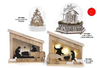 1B39 - Decorazioni - Addobbi Natalizi - Natale e Altre Ricorrenze - Prodotti - Paben