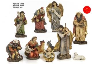 1B48 - Presepi - Natività Resina - Natale e Altre Ricorrenze - Prodotti - Rebolab