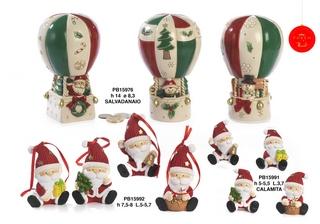 1B58 - Decorazioni - Addobbi Natalizi - Natale e Altre Ricorrenze - Prodotti - Rebolab