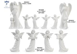 1B5D - Angeli Porcellana - Articoli Religiosi - Prodotti - Paben