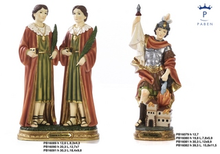 1B71 - Statue Santi - Articoli Religiosi - Prodotti - Rebolab