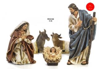 1B78 - Presepi - Natività Resina - Natale e Altre Ricorrenze - Prodotti - Rebolab