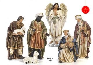 1B79 - Presepi - Natività Resina - Natale e Altre Ricorrenze - Prodotti - Rebolab