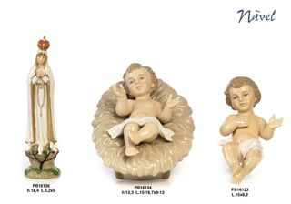 1B81 - Presepi - Bambinelli Nàvel - Natale e Altre Ricorrenze - Prodotti - Paben