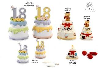1B90 - Feste Compleanno 18 anni - Mandorle Bomboniere  - Prodotti - Rebolab