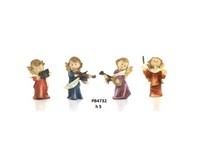 1B93 - Angeli Resina - Natale e Altre Ricorrenze - Prodotti - Rebolab