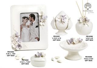 1BB1 - Collezioni Porcellana-Ceramica - Mandorle Bomboniere  - Prodotti - Paben