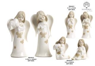 1BB5 - Angeli Porcellana - Natale e Altre Ricorrenze - Prodotti - Paben