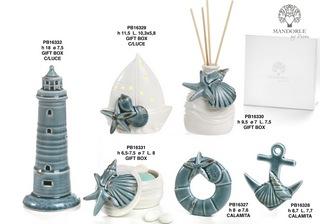 1BB9 - Collezioni Porcellana-Ceramica - Mandorle Bomboniere  - Prodotti - Rebolab
