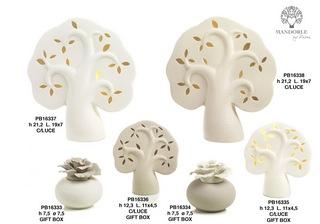 1BBA - Collezioni Porcellana-Ceramica - Mandorle Bomboniere  - Prodotti - Rebolab