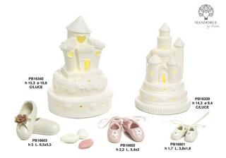 1BBB - Collezioni Porcellana-Ceramica - Mandorle Bomboniere  - Prodotti - Rebolab