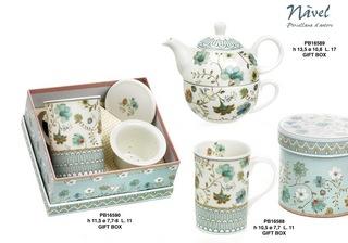 1BF5 - Collezioni Porcellana-Ceramica - Mandorle Bomboniere  - Prodotti - Rebolab