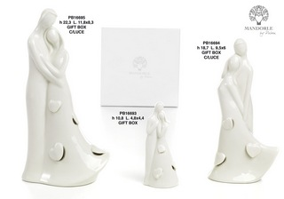 1C0D - Collezioni Porcellana-Ceramica - Mandorle Bomboniere  - Prodotti - Rebolab