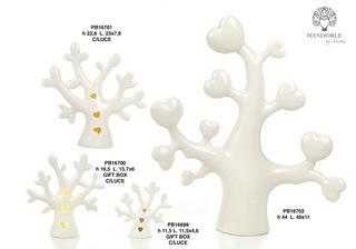 1C0E - Collezioni Porcellana-Ceramica - Mandorle Bomboniere  - Prodotti - Rebolab