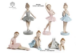 1C22 - Bambini - Fatine Resina - Mandorle Bomboniere  - Prodotti - Rebolab