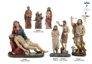 1C32 - Statue Pasquali - Natale e Altre Ricorrenze - Prodotti - Rebolab