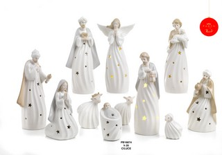 1C46 - Presepi - Natività Porcellana - Natale e Altre Ricorrenze - Prodotti - Rebolab