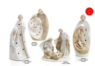 1C47 - Presepi - Natività Porcellana - Natale e Altre Ricorrenze - Prodotti - Rebolab