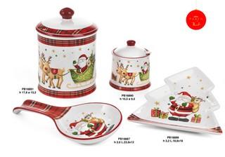 1C4B - Regali - Ceramiche Natalizie - Natale e Altre Ricorrenze - Prodotti - Rebolab