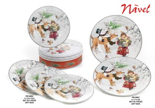 1C4F - Natale Nàvel - Nàvel Porcellana - Prodotti - Paben
